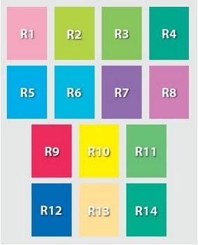 نورپردازی ، روشنایی ، ضریب نمود رنگ نور ، CRI ، استانداردهای روشنایی ، استاندارد TM30