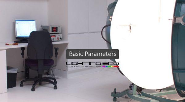 پارامترهای اصلی روشنایی