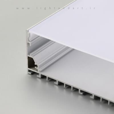 چراغ خطی توکار مدل L05