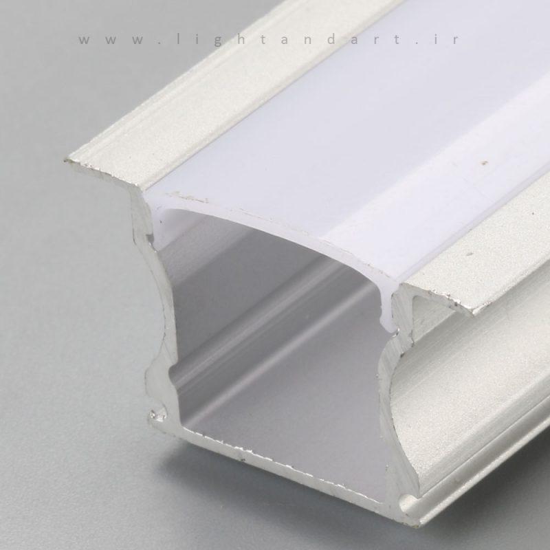 چراغ خطی توکار مدل L01