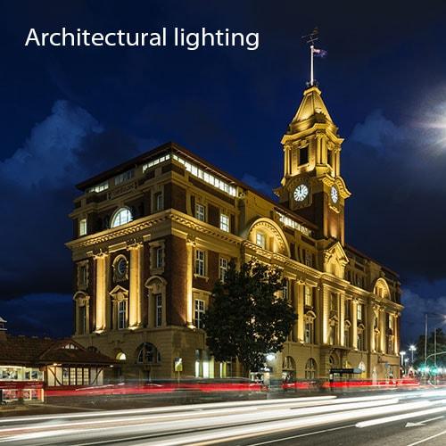 نورپردازی معماری | نور در معماری | معماری نور | طراحی نورپردازی