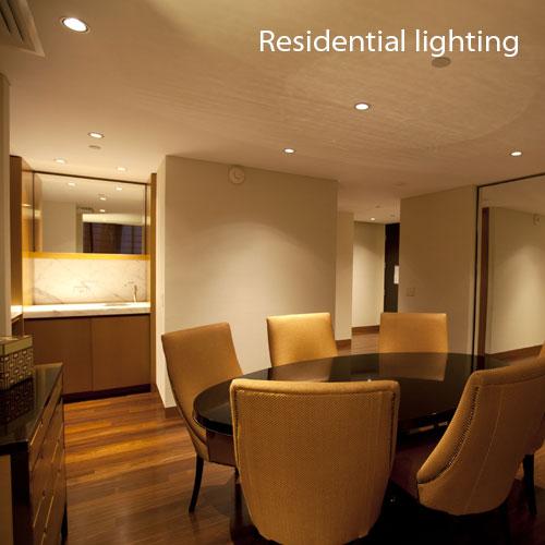 نورپردازی مسکونی | نورپردازی منزل | نورمخفی | چراغ سقفی | طراحی نورپردازی