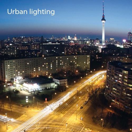نورپردازی شهری | نورپردازی معابر | نورپردازی خیابان | طراحی نورپردازی
