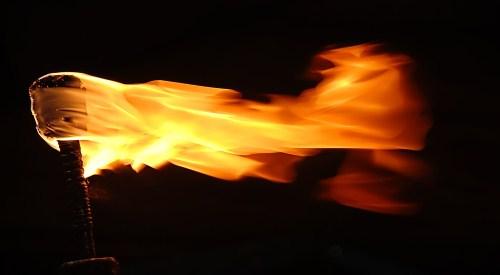 آتش برای روشنایی