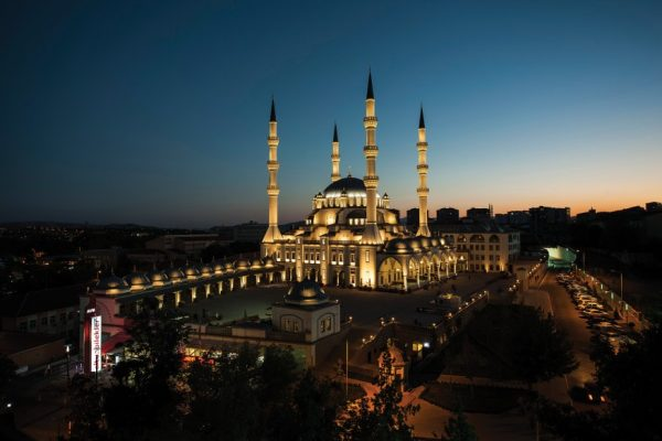 نورپردازی مسجد | بررسی نورپردازی مسجد کریکاله | بررسی نورپردازی های شاخص | نورپردازی | طراحی نورپردازی | اصول نورپردازی | نورپردازی معماری