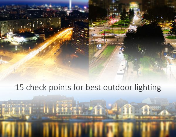 نورپردازی فضای خارجی | نورپردازی فضای سبز | نورپردازی درختان | نورپردازی روف گاردن | چراغ دفنی | وال واشر