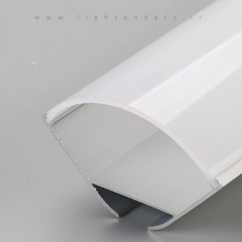 چراغ توکار بدون فریم مدل C1SQ22